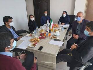 سومین جلسه هیئت رئیسه آذربایجان غربی