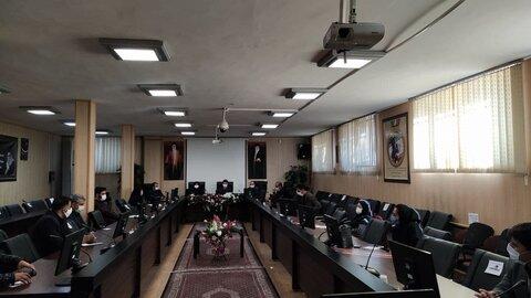 جلسه بازگشایی استخرها در استان زنجان