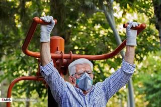 شستشوی دست در سالمندان