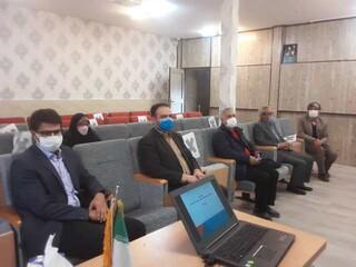جلسه هیأت رئیسه پزشکی ورزشی استان مرکزی برگزار شد