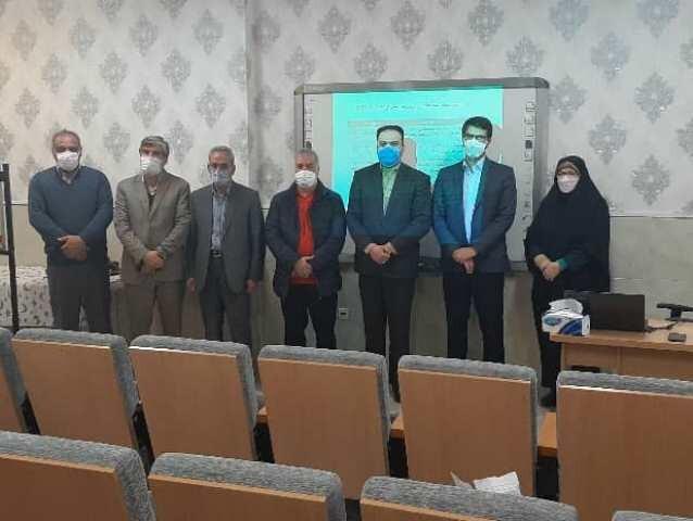 جلسه هیات رئیسه هیات پزشکی ورزشی استان مرکزی