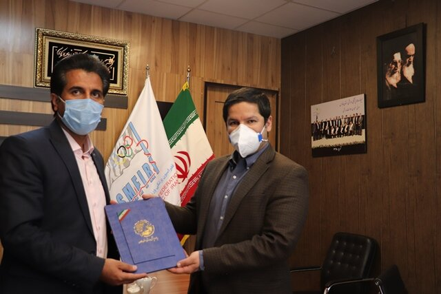 دکتر محسن داودی عضو جدید هیات رئیسه هیات پزشکی ورزشی فارس شد