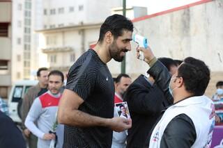 حاشیه مسابقه فوتبال یادبود مرحوم رضا نظری  با حضور اعضا و پزشکیار های هیات پزشکی ورزشی استان گیلان