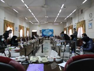 مجمع عمومی هیأت پزشکی قزوین 98-99