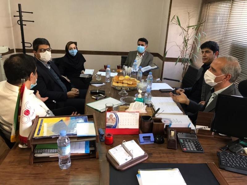 نشست هم اندیشی هیات های پزشکی ورزشی استان تهران برگزار شد