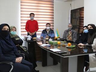 آخرین جلسه هماهنگی اعضای هیأت پزشکی قزوین برگزار شد