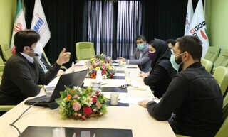 جلسه بررسی نرم افزار تعرفه گیری خدمات درمانی