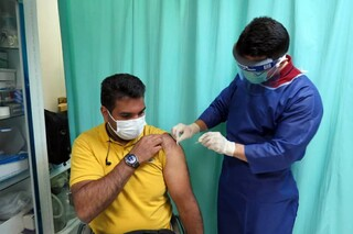 واکسیناسیون ورزشکاران پارالمپیکی