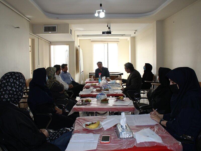جلسه هماهنگی اعضای هیأت پزشکی ورزشی قزوین برگزار شد