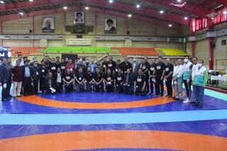 گزارش تصویری : پوشش پزشکی مسابقات کشتی انتخابی تیم ملی نوجوانان و جوانان توسط هیات پزشکی ورزشی مازندران/فروردین 1400 رامسر