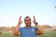 تسلیت فدراسیون پزشکی ورزشی به خانواده فوتبال به دنبال درگذشت نادر دست نشان