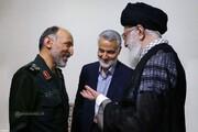 پیام تسلیت رهبر انقلاب اسلامی در پی درگذشت سردار پر افتخار سیدمحمد حجازی