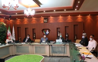 جلسه تخصصی هیأت پزشکی ورزشی استان آذربایجان شرقی برگزار شد