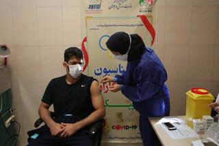واکسیناسیون ملی پوشان کشتی