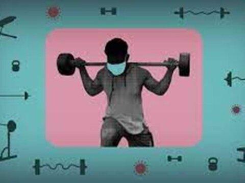 ورزش و مقابله با کرونا ویروس