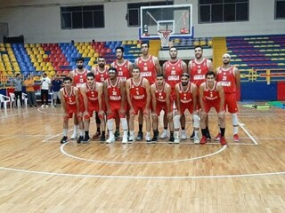 بسکتبال گرگان