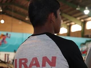 حضور افسرکنترل سلامت هیات پزشکی ورزشی فارس در اردوی تیم ملی کشتی نوجوانان