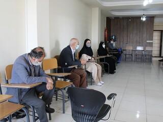 جلسه هماهنگی حوزه های صدور آنلاین عضویت