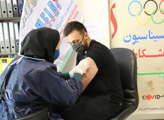 تزریق واکسن کرونا برای ورزشکاران المپیکی