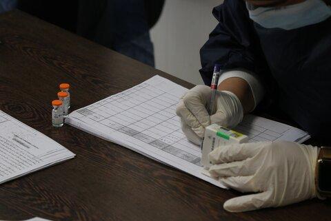 تزریق دوز دوم واکسن کرونا برای ورزشکاران پارالمپیکی