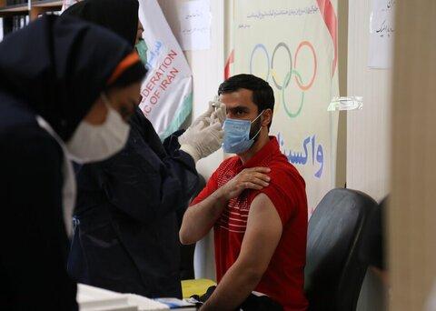 دوز دوم واکسن