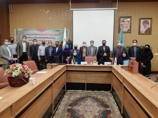 مجمع عمومی و سالانه هیأت پزشکی ورزشی استان البرز