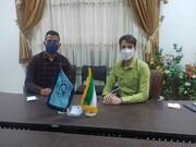 جلسه هماهنگی هیات پزشکی ورزشی با انجمن تکواندو کارگران سمنان برگزار شد