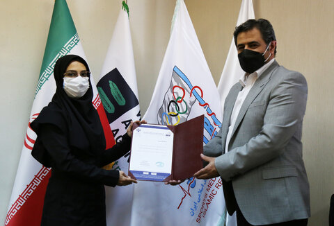 دکتر شبنم اسدی سرپرست کمیته روانشناسی فدراسیون پزشکی ورزشی شد