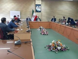 جلسه کمیته پزشکی