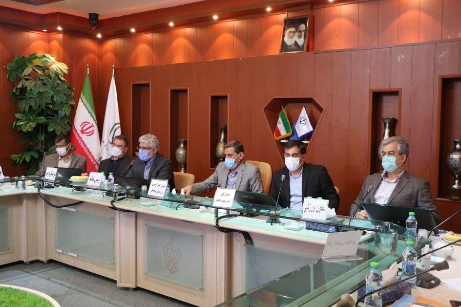 با حضور رئیس فدراسیون پزشکی ورزشی کشور، مجمع عادی سالیانه هیئت پزشکی ورزشی استان آذربایجان شرقی برگزار شد