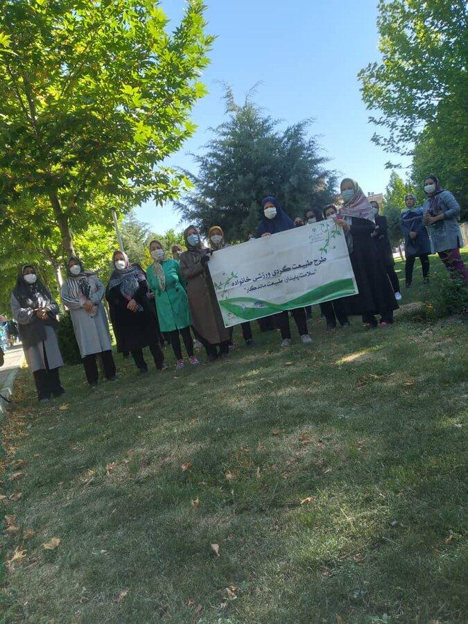 طرح طبیعت گردی ورزشی با رعایت پروتکل های بهداشتی در زنجان اجرا می شود
