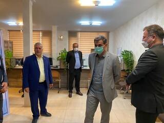 بازدید دکتر نوروزی از هیات پزشکی ورزشی استان مرکزی