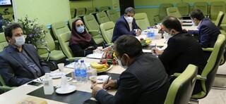 جلسه هیات رئیسه فدراسیون پزشکی ورزشی