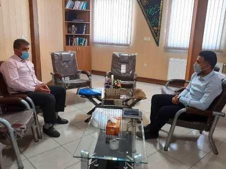 ارائه خدمات هیات پزشکی ورزشی استان سمنان به باشگاه هدف