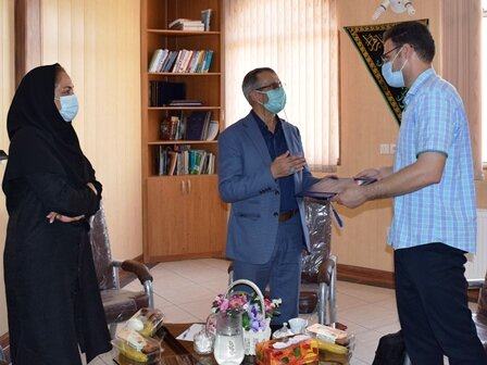 انتصاب مسئول کمیته روانشناسی هیات پزشکی ورزشی استان سمنان