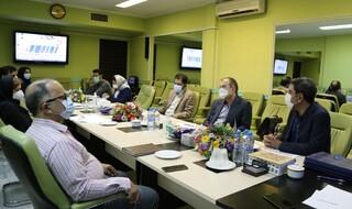 جلسه کمیته روانشناسی
