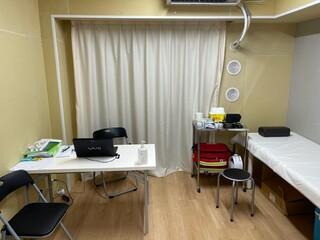 کلینیک فدراسیون پزشکی ورزشی در دهکده بازی های المپیک توکیو