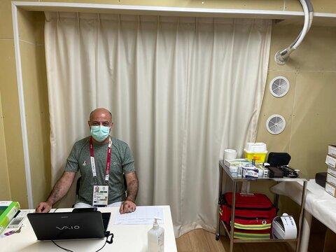 راه اندازی کلینیک اختصاصی فدراسیون پزشکی ورزشی در توکیو/عکس
