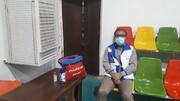 گزارش تصویری پوشش پزشکی مسابقات نخبگان زیر ۱۸ سال منطقه ۸ کشوری