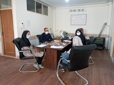 جلسه کمیته آموزش و حرکات اصلاحی استان زنجان