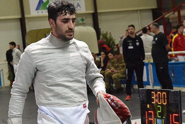 محمد فتوحی( شمشیربازی)