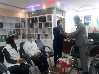 اهدا خوت اعضا هیات پزشکی - چهار محال وبختیاری