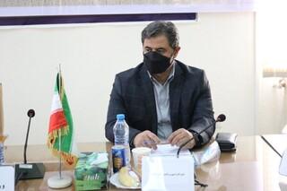 بازدیددبیر فدراسیون پزشکی ورزشی از محل هیات پزشکی ورزشی استان ایلام