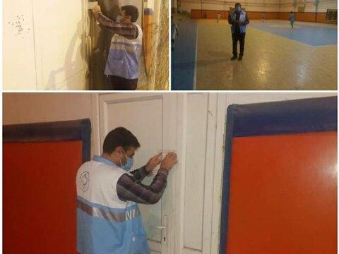 پلمپ باشگاهها در استان خوزستان