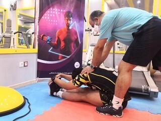 ارائه خدمات در مرکز بازگشت به تمرین هیات پزشکی ورزشی فارس به ورزشکاران