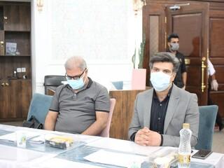 مجمع رئیس هیات پزشکی ورزرشی استان خوزرستان