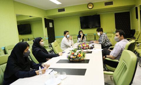 جلسه سامانه خدمات درمانی