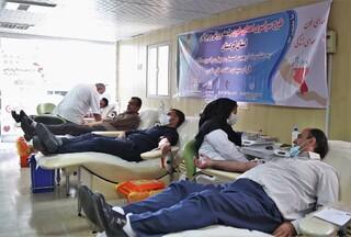 اهدایی خون