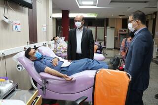 طرح سراسری اهدای خون