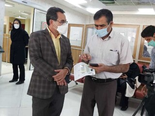 اجرای طرح سراسری اهدای خون استان کرمان